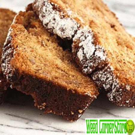 cannabis banana bread, canna bread, buy marijuana edibles, order marijuana edibles, edibles for sale, cannabis read